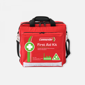 First Aid Kit Commander Workplace Standard – For WEB