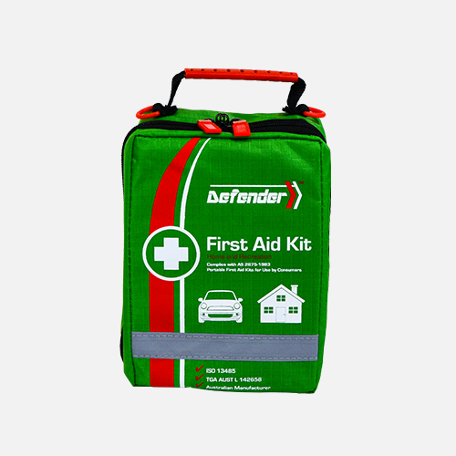 First Aid Kit Defender Home and Recreation -WEB