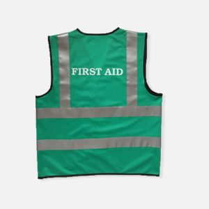 First Aid Vest Back WEB