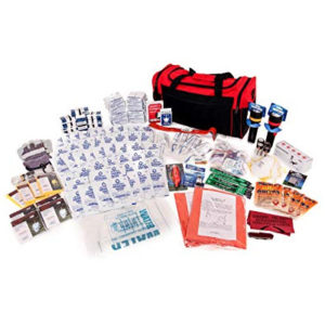 Evacuation Kit Components